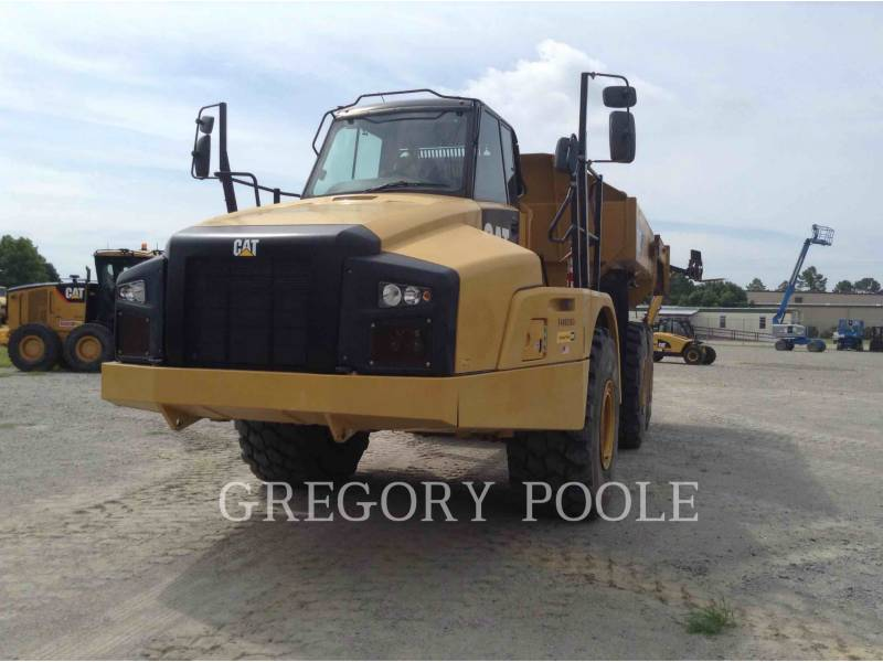 CATERPILLAR CAMIONES ARTICULADOS 740 B equipment  photo 1
