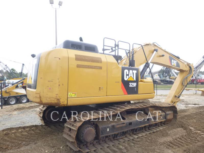 CATERPILLAR EXCAVADORAS DE CADENAS 329FL QC equipment  photo 4