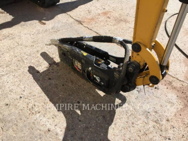 Caterpillar UL – CIOCAN H55E 304E equipment  photo 1