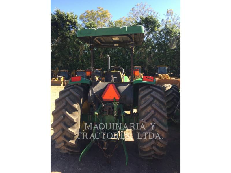 JOHN DEERE TRACTEURS AGRICOLES 5625 equipment  photo 4