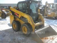 CATERPILLAR ŁADOWARKI ZE STEROWANIEM BURTOWYM 232 D equipment  photo 3