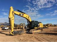 CATERPILLAR TRACK EXCAVATORS 336FL HMR equipment  photo 4