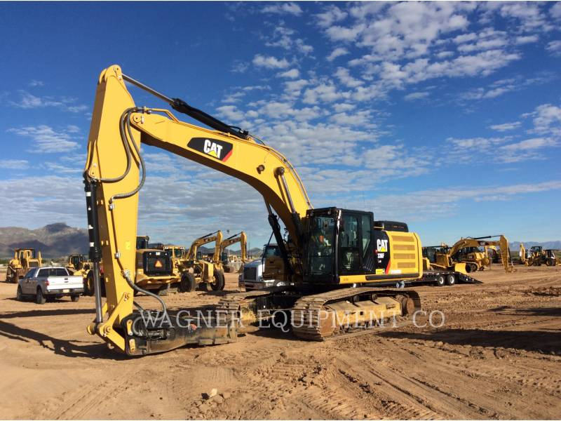 CATERPILLAR PELLES SUR CHAINES 336FL HMR equipment  photo 4