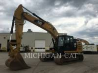CATERPILLAR TRACK EXCAVATORS 320EL P equipment  photo 1