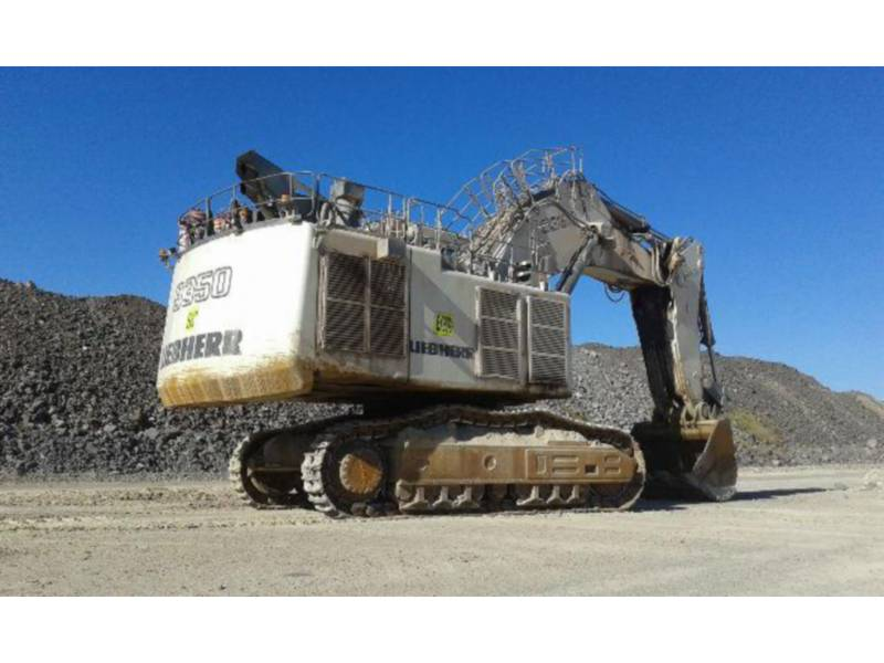 LIEBHERR TRACK EXCAVATORS R 9350 equipment  photo 2