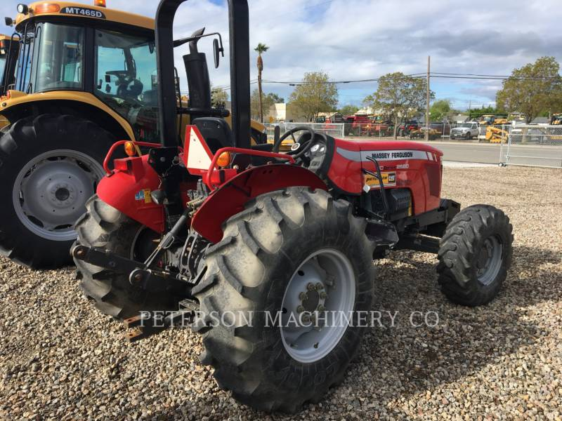 AGCO-MASSEY FERGUSON TRACTEURS AGRICOLES MF2680L equipment  photo 3