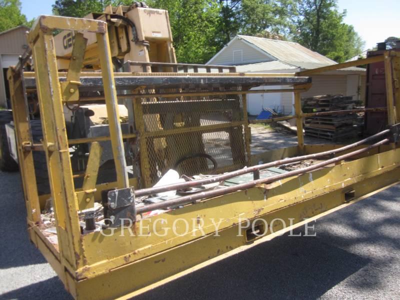GEHL COMPANY TELEHANDLER RS642 equipment  photo 7