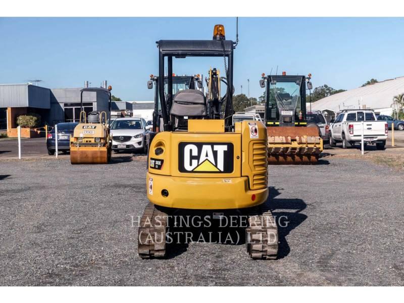 CATERPILLAR EXCAVADORAS DE CADENAS 303ECR equipment  photo 8