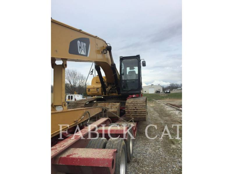 CATERPILLAR TRACK EXCAVATORS 329D LR equipment  photo 3
