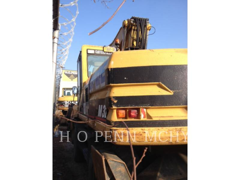 CATERPILLAR WHEEL EXCAVATORS M320 equipment  photo 9
