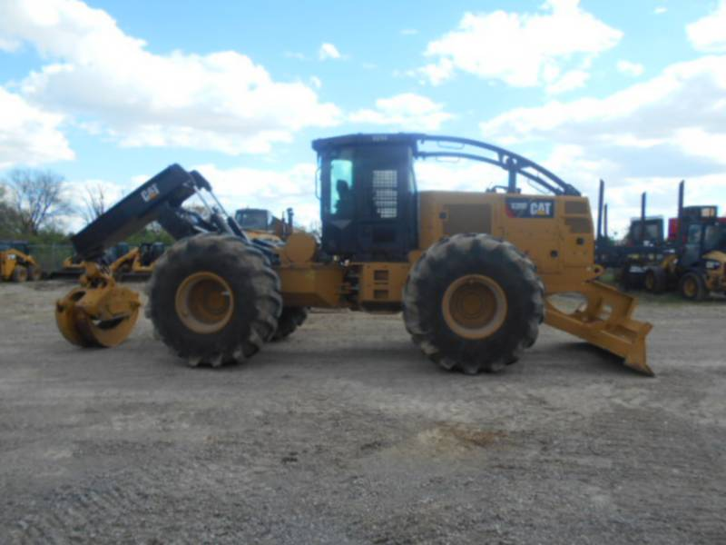 CATERPILLAR EXPLOITATION FORESTIÈRE - DÉBARDEURS 535D equipment  photo 4
