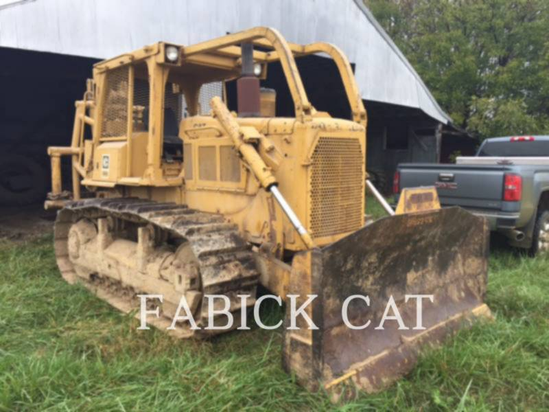 CATERPILLAR TRACTEURS SUR CHAINES D6D equipment  photo 1
