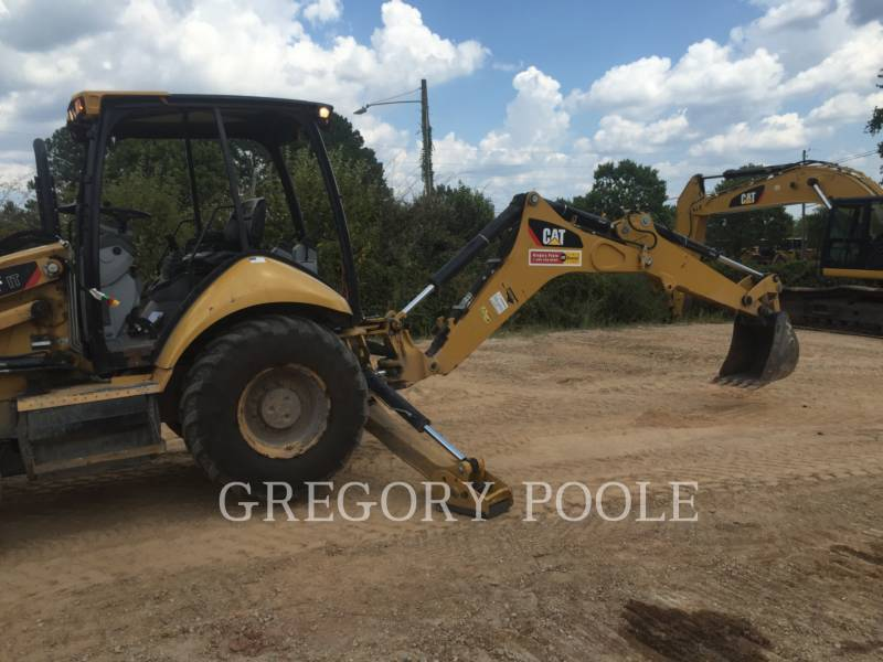 CATERPILLAR RETROEXCAVADORAS CARGADORAS 420F/IT equipment  photo 5