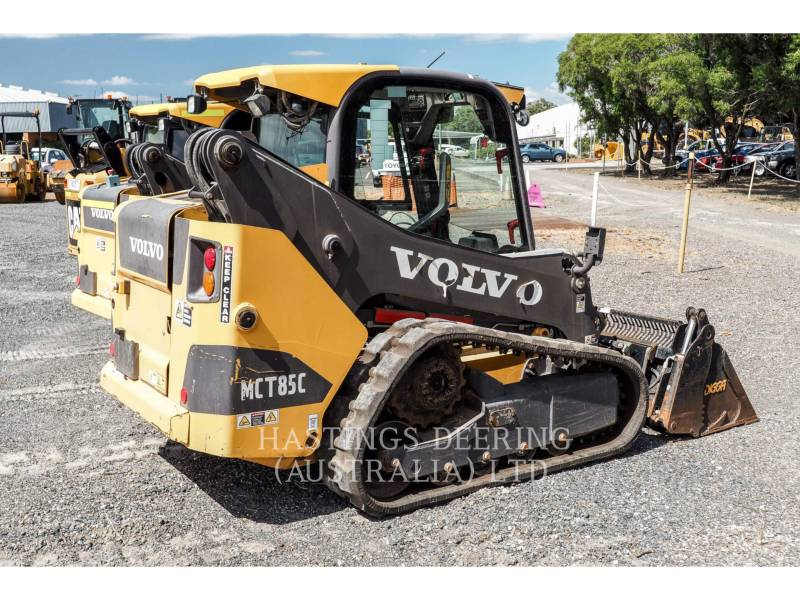 VOLVO MULTI TERRAIN LOADERS MCT85C equipment  photo 6