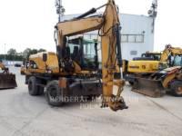 CATERPILLAR WHEEL EXCAVATORS M316D equipment  photo 2