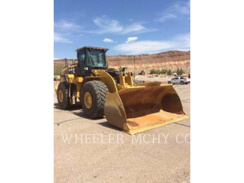 CATERPILLAR WHEEL LOADERS/INTEGRATED TOOLCARRIERS 980M AOC equipment  photo 3