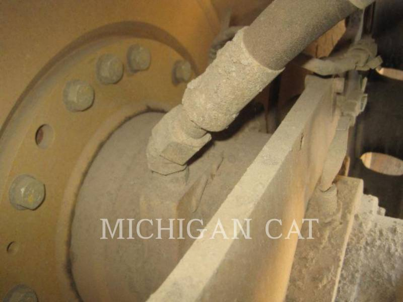 CATERPILLAR VIBRATORY DOUBLE DRUM ASPHALT CD54 equipment  photo 10