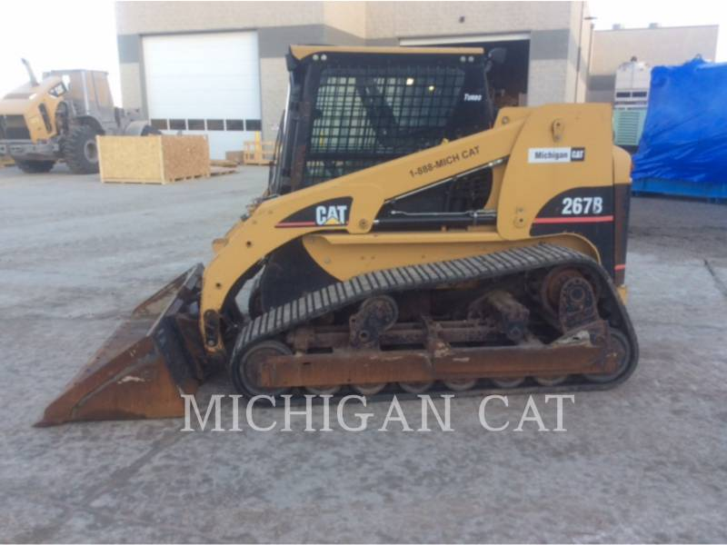CATERPILLAR CHARGEURS TOUT TERRAIN 267B AQ equipment  photo 8