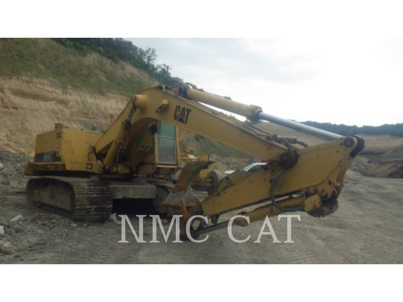 CATERPILLAR PELLES SUR CHAINES 235C equipment  photo 4
