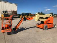 Equipment photo JLG INDUSTRIES, INC. E400AJP NARROW AUSLEGER-HUBARBEITSBÜHNE 1