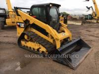 CATERPILLAR MINICARGADORAS 289D HF equipment  photo 2