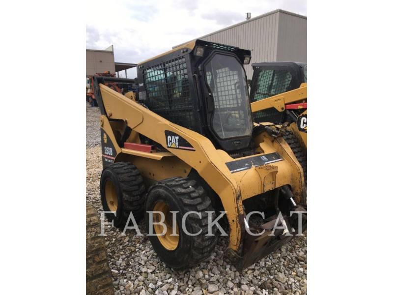 CATERPILLAR CHARGEURS COMPACTS RIGIDES 268B equipment  photo 1
