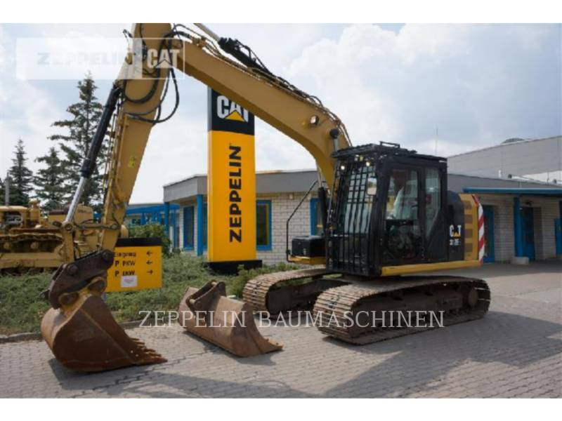 CATERPILLAR ESCAVADEIRAS 312EL equipment  photo 1