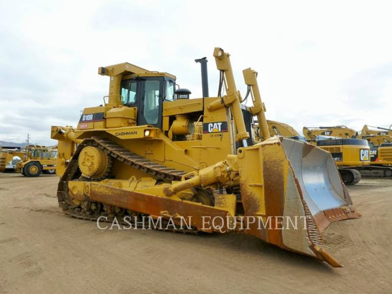 CATERPILLAR TRACTORES DE CADENAS D10R equipment  photo 2