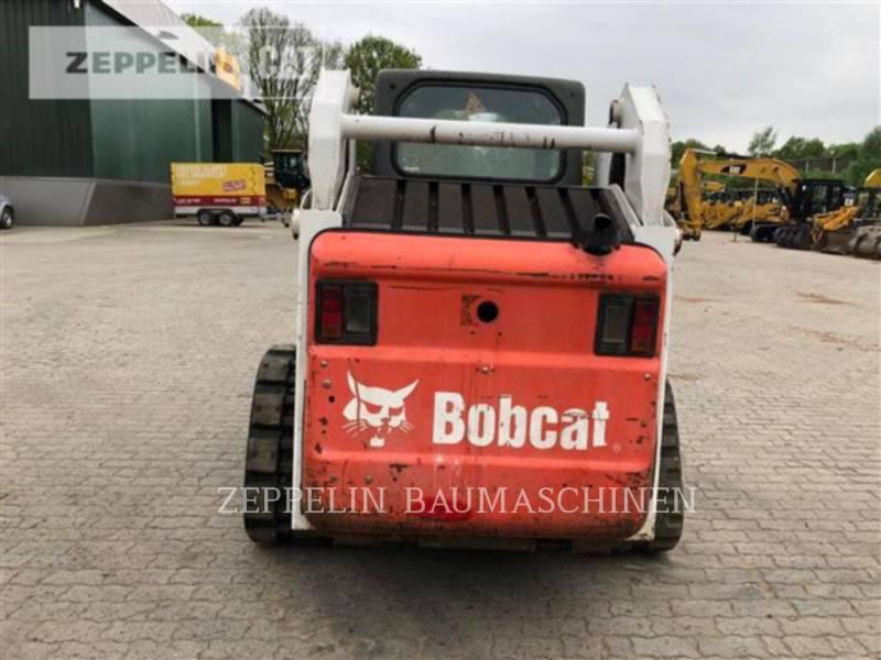 BOBCAT SKID STEER LOADERS T190 equipment  photo 3