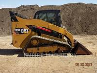 CATERPILLAR CHARGEURS TOUT TERRAIN 299D equipment  photo 6