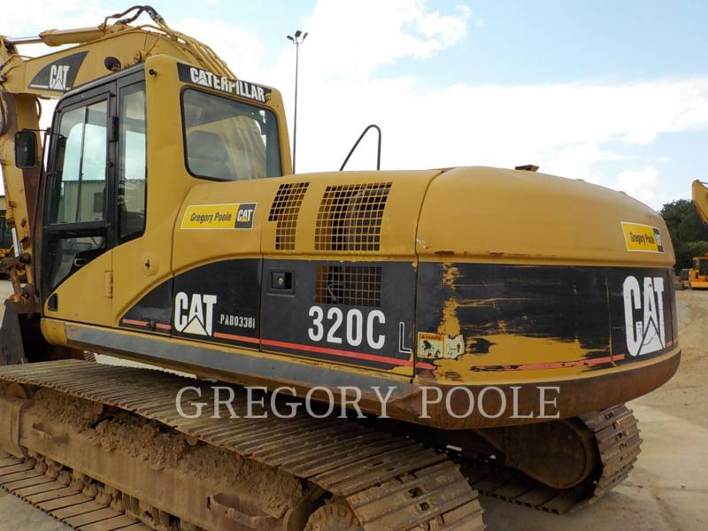 CATERPILLAR KETTEN-HYDRAULIKBAGGER 320C L equipment  photo 8