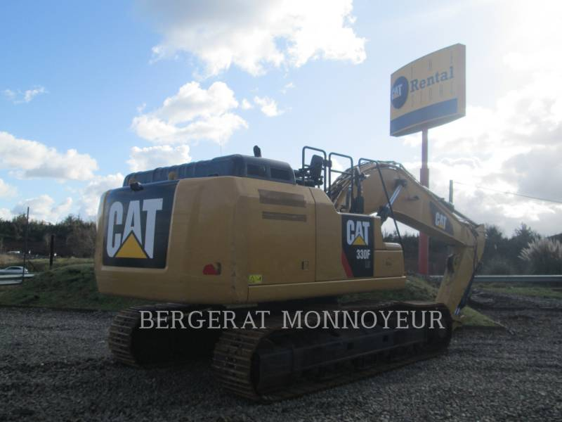 CATERPILLAR RUPSGRAAFMACHINES 330F equipment  photo 3