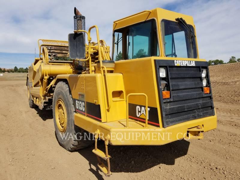 Caterpillar TRACTOARE-SCREPERE CU ROŢI 613C equipment  photo 4