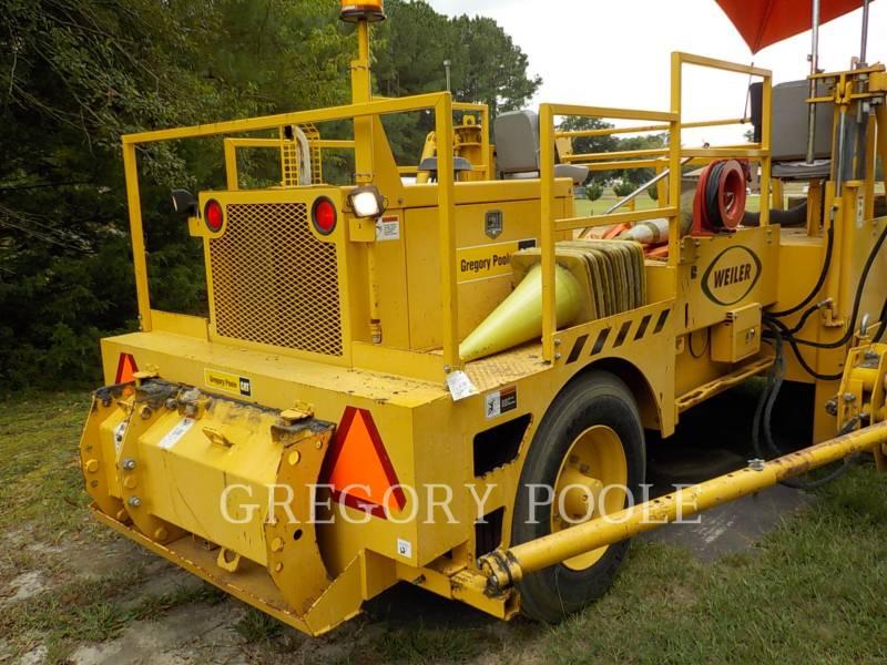 WEILER AMPLIADORES DE CAMINOS W430 equipment  photo 11