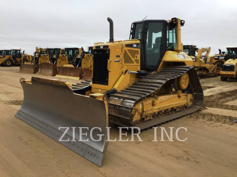 CATERPILLAR TRACTORES DE CADENAS D6NLGPA equipment  photo 3