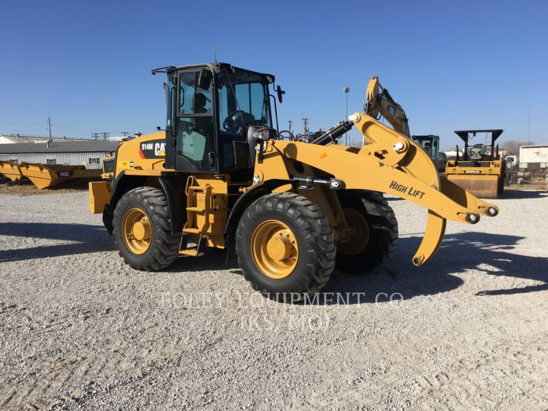 CATERPILLAR WHEEL LOADERS/INTEGRATED TOOLCARRIERS 914MHL equipment  photo 2
