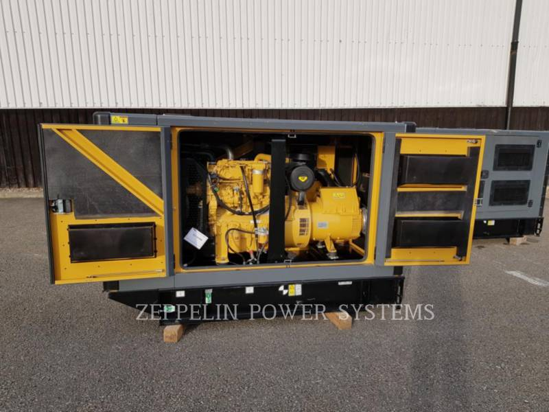 CATERPILLAR MOBILE GENERATOR SETS DE65 E3 equipment  photo 1