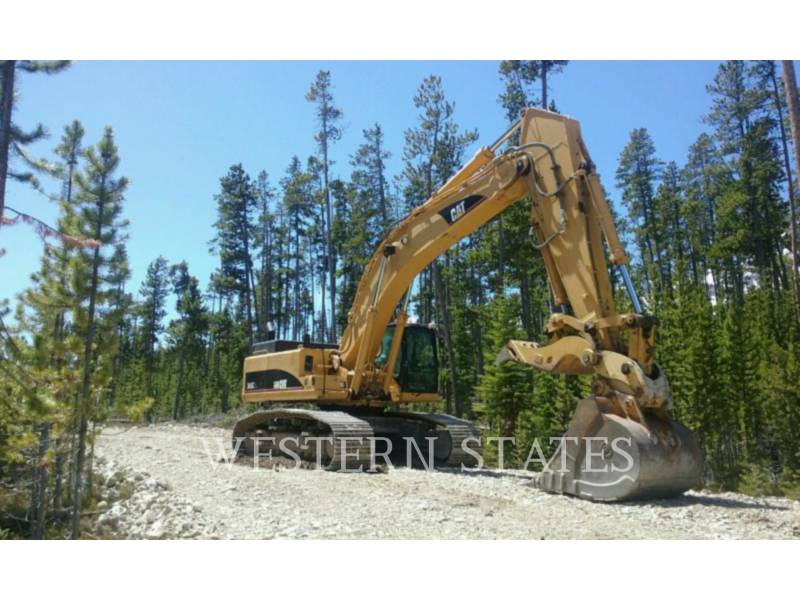 CATERPILLAR KOPARKI GĄSIENICOWE 345C equipment  photo 1