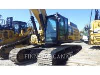 Equipment photo CATERPILLAR 349FL 履带式挖掘机 1