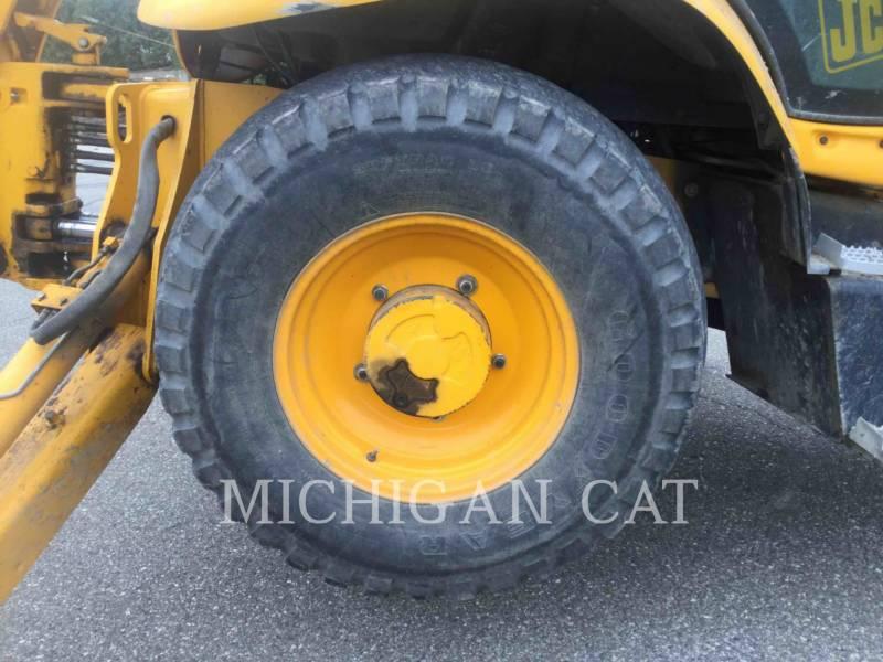 JCB BACKHOE LOADERS 214 equipment  photo 21
