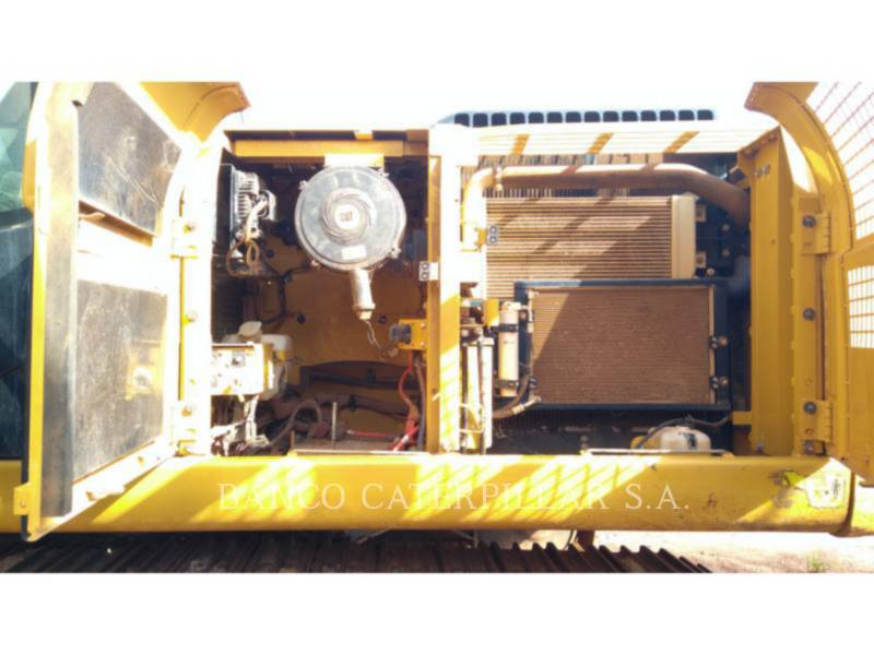 CATERPILLAR KETTEN-HYDRAULIKBAGGER 320DL equipment  photo 13