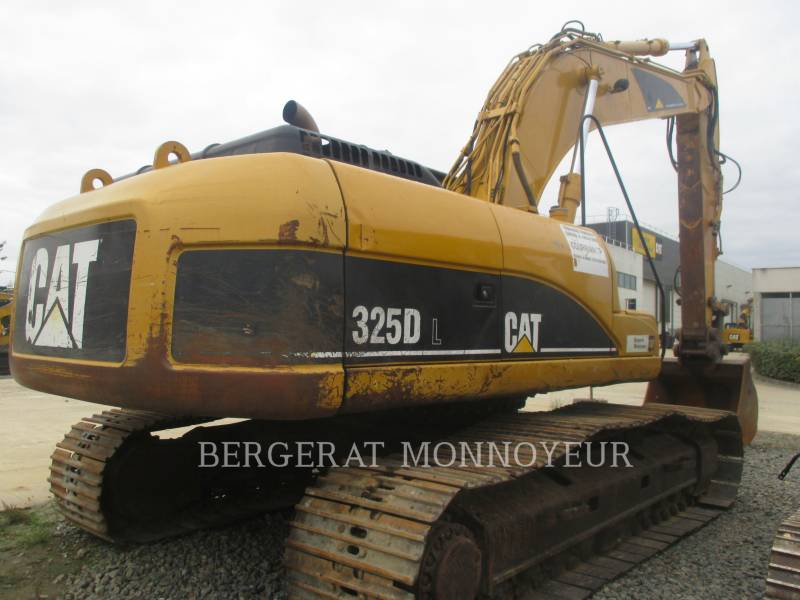 CATERPILLAR PELLES SUR CHAINES 325D equipment  photo 4