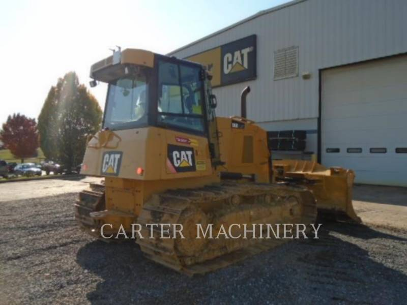 CATERPILLAR TRACTORES DE CADENAS D6KLGP ARO equipment  photo 4