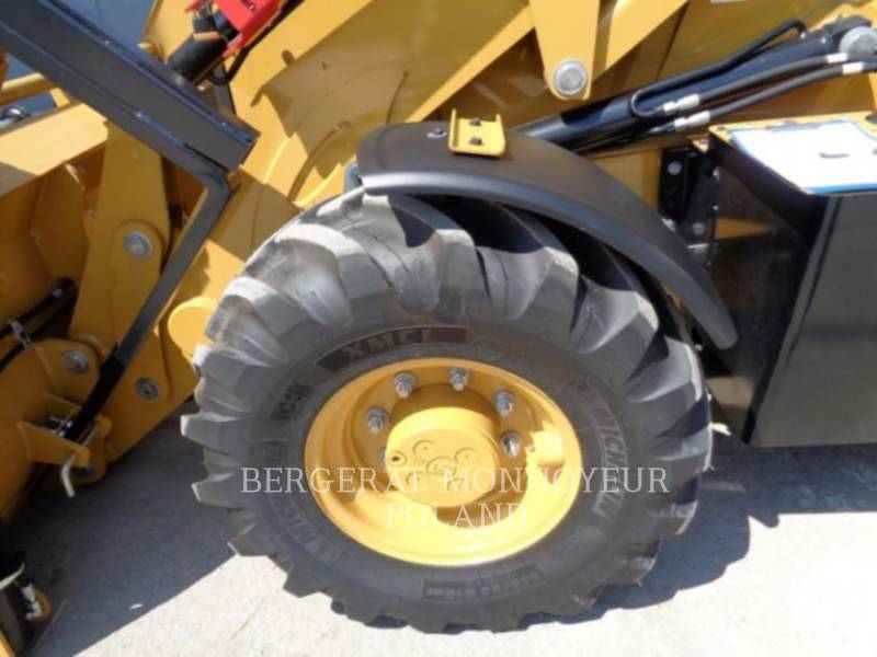 CATERPILLAR BACKHOE LOADERS 427 F 2 equipment  photo 8