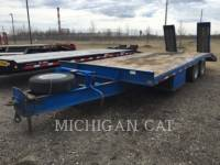 Equipment photo HUDSON 10TON TRAILERS 1
