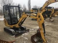 CATERPILLAR KOPARKI GĄSIENICOWE 301.7D equipment  photo 8