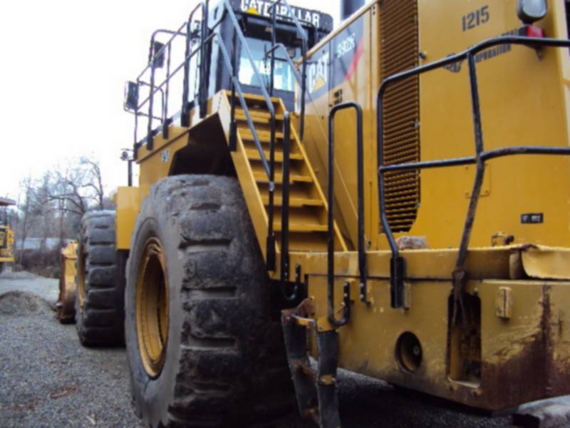 CATERPILLAR WHEEL LOADERS/INTEGRATED TOOLCARRIERS 992K equipment  photo 3