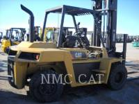 Equipment photo CATERPILLAR LIFT TRUCKS DP70E_MC FORKLIFTS 1