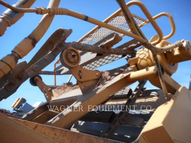 CATERPILLAR ホイール・トラクタ・スクレーパ 613C II equipment  photo 8