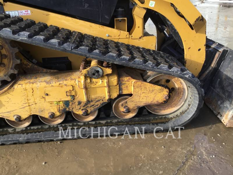 CATERPILLAR MULTI TERRAIN LOADERS 279D AHQ equipment  photo 9
